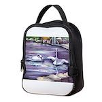 Swans Neoprene Lunch Bag