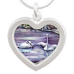 Swans Necklaces