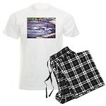 Swans Pajamas