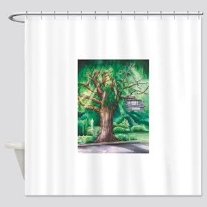 Lithia Daybreak Shower Curtain