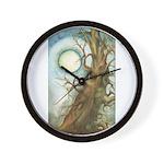 Juniper Moon Wall Clock