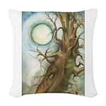 Juniper Moon Woven Throw Pillow
