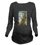 Juniper Moon Long Sleeve Maternity T-Shirt