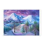 Mt Shasta Sunrise Postcards (Package of 8)