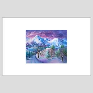Mt Shasta Sunrise Posters