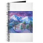 Mt Shasta Sunrise Journal
