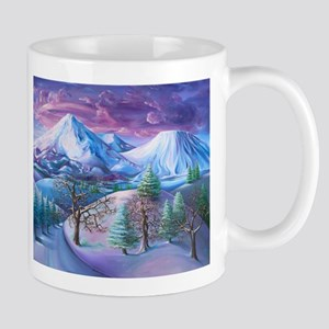 Mt Shasta Sunrise Mugs