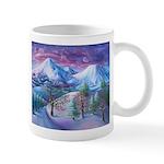Mt Shasta Sunrise Mugs
