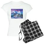 Mt Shasta Sunrise Pajamas
