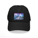 Mt Shasta Sunrise Baseball Hat