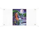 Indian Goddess Banner