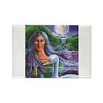 Indian Goddess Magnets