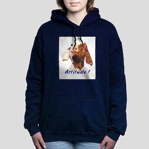 Goat-Boer with Attitude Sweatshirt