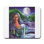 Indian Goddess Mousepad