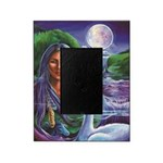 Indian Goddess Picture Frame