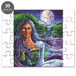 Indian Goddess Puzzle