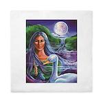 Indian Goddess Queen Duvet