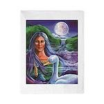 Indian Goddess Twin Duvet