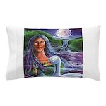 Indian Goddess Pillow Case