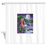 Indian Goddess Shower Curtain