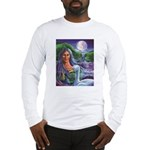 Indian Goddess Long Sleeve T-Shirt