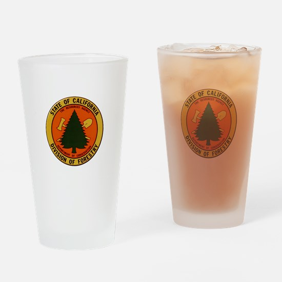 Cool Agriculture Drinking Glass