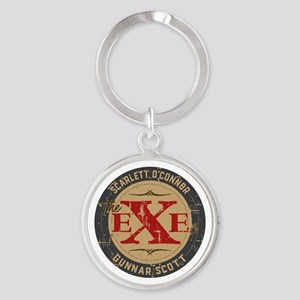 Nashville The Exes Keychains