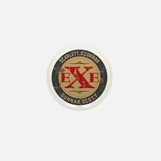Nashville The Exes Mini Button