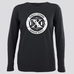 Nashville The Exes Plus Size Long Sleeve Tee