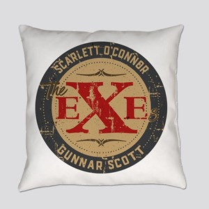 Nashville The Exes Everyday Pillow