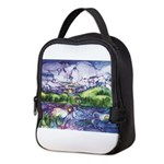 Mirror Neoprene Lunch Bag