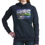 Mirror Women's Hooded Sweatshirt
