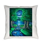 Middle Earth Everyday Pillow