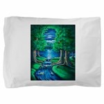 Middle Earth Pillow Sham