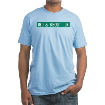 Bed & Biscuit Lane, Black Mountain (NC) Fitted T-S