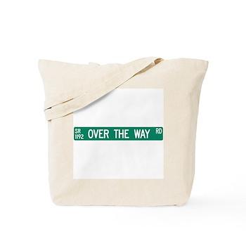 Over The Way Road, Saluda (NC) Tote Bag