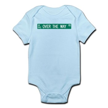 Over The Way Road, Saluda (NC) Infant Bodysuit