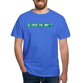 Over The Way Road, Saluda (NC) Dark T-Shirt