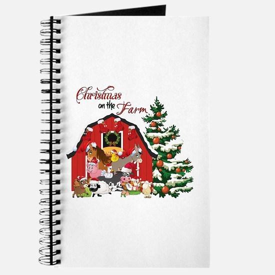 Christmas on the Farm Journal