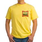 Florida Masons Yellow T-Shirt