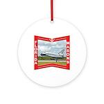 Florida Masons Ornament (Round)