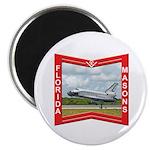 Florida Masons Magnet