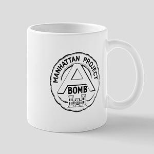 Manhattan Project Emblem Mugs