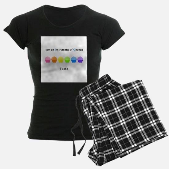 Instrument of Change I Bake Pajamas