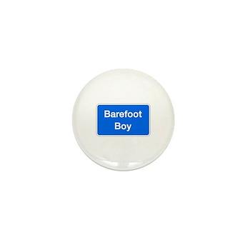 Barefoot Boy, Columbia (MD) Mini Button
