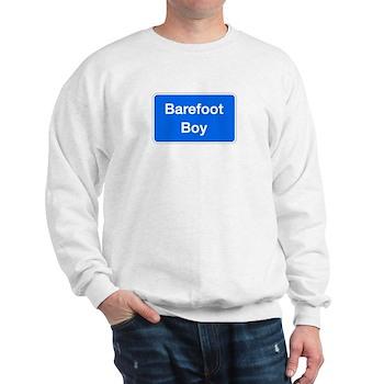 Barefoot Boy, Columbia (MD) Sweatshirt
