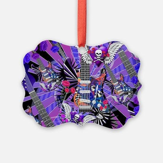Music Guitar Art Musician Art by  Ornament