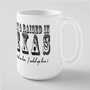 Born Raised (BW) Mugs