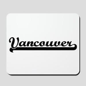 I love Vancouver Washington Mousepad