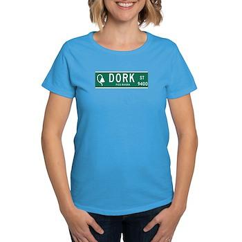 Dork Street, Pico Rivera (CA) Women's Dark T-Shirt